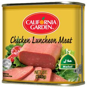 California Garden Chicken Luncheon Meat 340g