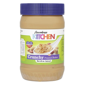 Crunchy Peanut Butter 16Oz