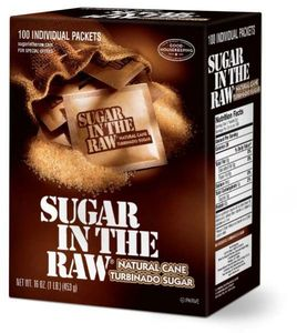 Sugar In The Raw Sachets 100s