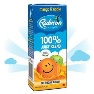 Rubicon Juice Mango & Apple 200ml