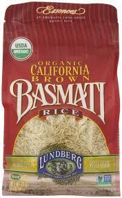 Org/Valif/Basmati Brown Rice 1pkt