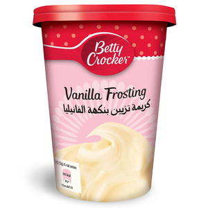 Betty Crocker Vanilla Frosting 453g