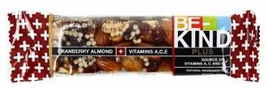 Be Kind Plus Cranberry Almond 40gm