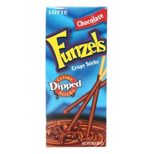 Lotte Funzel Choco Sticks 34g