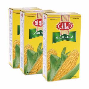 Al Alali Corn Flour 3x400g