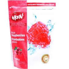 Moov Whole Raspberry 600gm