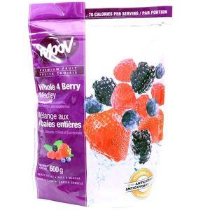 Moov Berry Mix 600g