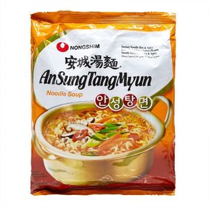 Nongshim An Sung Tang Myun Noodle Soup 125g
