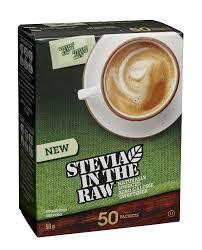 Sweet'n Low Stevia In The Raw Sachets 50g