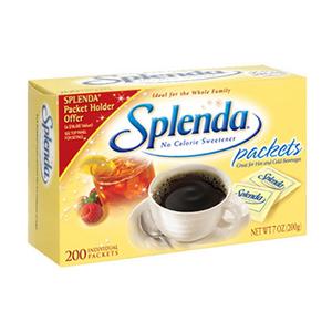 Splenda Granulated Sweetener 200gm