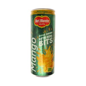 Del Monte Mango Juice Drink 240ml