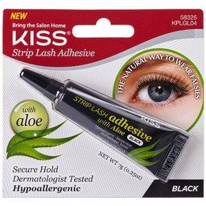Kiss Strip Lash Adhesive Black 1pc
