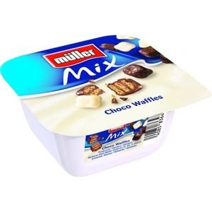 Muller Mix Choco Waffles 150g