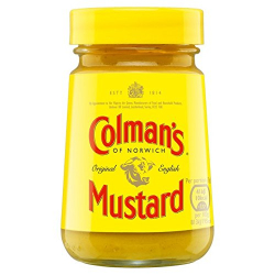 Colmans Mustrard 100g