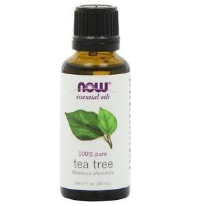 Now Essential Oil Tea Tree 100% Pure 30ml