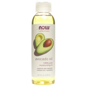 Now Solutions Avocado Oil 100% Pure 118ml