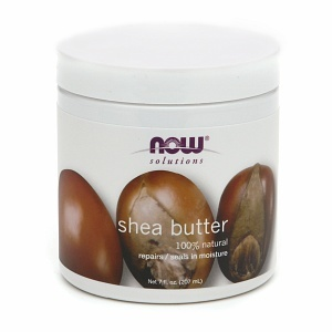 Now Solutions Shea Butter Natural Cream 207ml