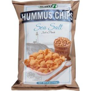 Simply 7 Chips Hummus Sea Salt 5oz