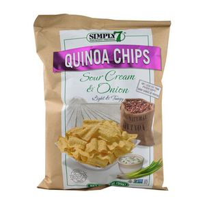 Simply 7 Chips Quinoa Sour Cream 3.5oz