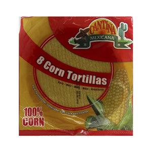 Cantina Corn Tortilla 200gm