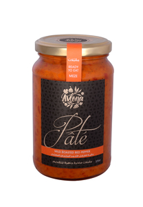 AVLONA Mild Roasted Red Pepper Pâté 370ml