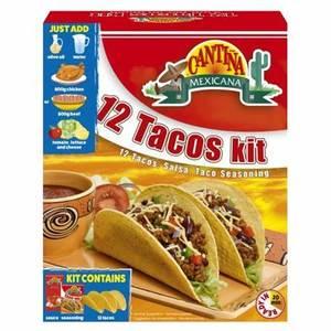 Cantina Mex Taco Dinn( 300gm
