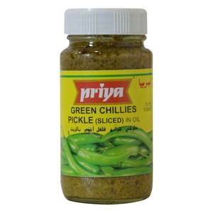 Priya Green Chilly Pickle 300g