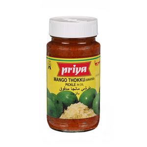 Priya Mango Thokku Pickle 300g