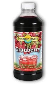 Cranberry Concentrat Juice 454