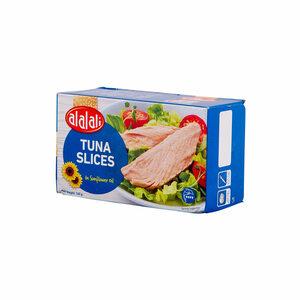 Al Alali Tuna Slices In Sunflower Oil 160g