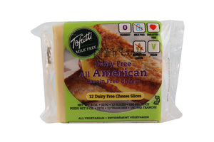 Tofuttti American Soy Cheese Slices 8oz