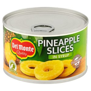 Delmonte Pineapple Slices In Syrup 234gm