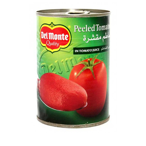 Del Monte Peeled Tomatoes 397gm