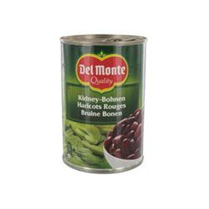 Del Monte Red Kidney Beans 400gm