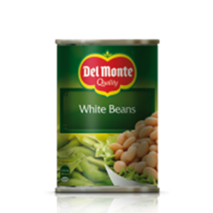 Del Monte White Beans 400gm