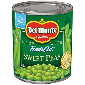 Del Monte Garden Peas 425gm