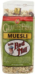 Bob's Red Mill Muesli Gluten Free 16oz