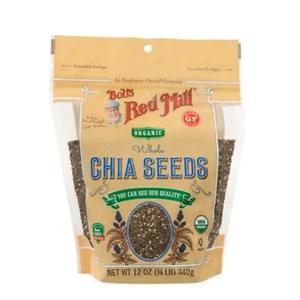 Bob's Red Mill Organic Whole Chia Seeds 16oz