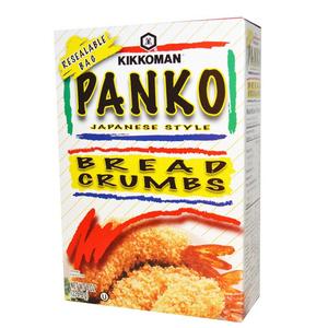 Kikkoman Panko Japanese Bread Crumbs 226.8g