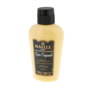 Maille Dijon Org Mustard Squeeze 250ml