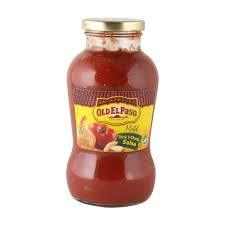 Old El Paso Thick N Chunky Salsa Mild 680g