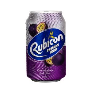 Rubicon Sparkling Juice Passion 330ml