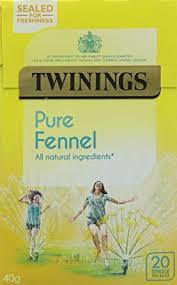 Twinings Infuso Pure Fennel 20s