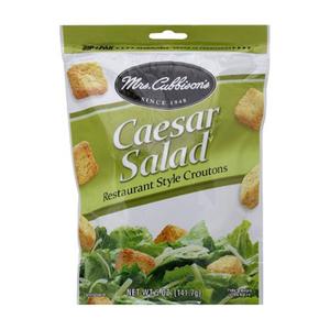 Mrs Cubbisons Caesar Salad Croutons 142g