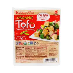 House Foods Tofu Organic Firm Red 14oz