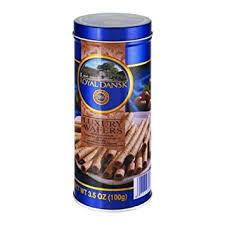 Royal Dansk Wafer Chocolate 100gm