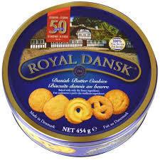Royal Dansk Danish Cookies Collection 454g