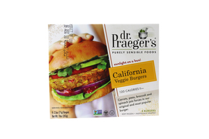 Dr Praeger's California Veggie Burger 10oz