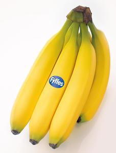 Banana Fyffes Equador 500g