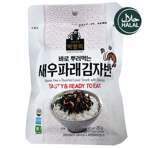Seaweed Snack with Shrimps (Halal) 20g